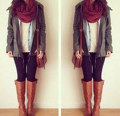 #fashion #winter #ootd
