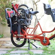 The #unexpected #baby #couldbe a #brompton #foldingbike #cyclelogistics on #Justlong