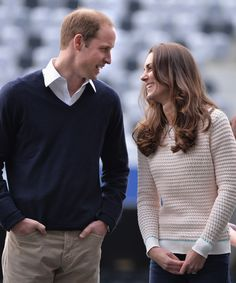 HappyAnniversary toPrince William and Kate Middleton! See 50 of Their Cutest Moments from InStyle.com