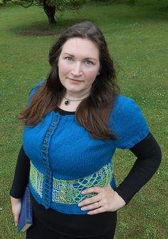 #Ravelry : Knit Middlemarch pattern by Miranda Davies