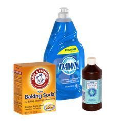 one part Dawn dish soap mixed with two parts hydroge - Carpet Cleaner - Ideas of Carpet Cleaner - Diy Car Upholstery Cleaner.one part Dawn dish soap mixed with two parts hydrogen peroxide and some baking soda! Cleaners Homemade, Diy Cleaners, Carpet Cleaners, Homemade Wood Cleaner, Household Cleaners, Cleaning Recipes, Car Cleaning, Cleaning Hacks, Car Interior Cleaning