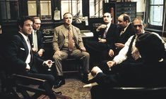 Godfather - The great meeting