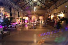 De Stoomhal, een bijzondere  evenementenlocatie in Wormer, Zaanstreek vlakbij Amsterdam. Voor jullie huwelijk.