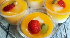 Cold Desserts, Pudding Desserts, Pudding Recipes, Flan, Silky Pudding, Bite Size Food, Best Comfort Food, Food And Drink, Appetizers