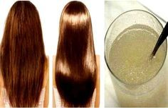Long, smooth and silky hair is a symbol of femininity and is almost every woman's desire. None wishes a dry and damaged hair. If you have such a problem and want to change things about that then the only think that you need is gelatin powder. Beauty Secrets, Beauty Hacks, Mascara Hacks, Curly Hair Styles, Natural Hair Styles, Strong Hair, Silky Hair, Smooth Hair, Thick Hair