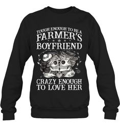 Are you looking for Farmer T Shirt, Farmer Hoodie, Farmer Sweatshirts Or Farmer Slouchy Tee and Farmer Wide Neck Sweatshirt for Woman And Farmer iPhone Case? You are in right place. Your will get the Best Cool Farmer Women in here. We have Awesome Farmer Gift with 100% Satisfaction Guarantee. Funny Sweaters, Funny Sweatshirts, Funny Tee Shirts, Cool Shirts, Sarcastic Shirts, Husband Humor, Funny Outfits, Sweatshirt Outfit, Sweater Fashion