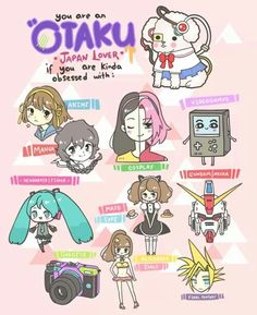 Just kinda obsessed with these? I think that is probably an understatement for most of us Otaku... :D