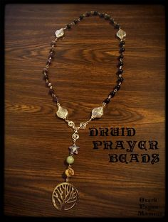 Druid Prayer Beads