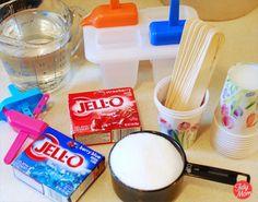 berrylicous popsicles Recipe