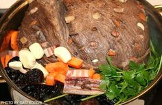 Pašticada (Dalmatian / Croatian Beef Stew) -- Closest recipe to how I cook it