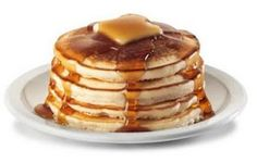 oh I could go for pancakes right now