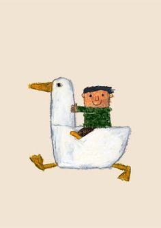 Kickcan & Conkers: Inspiration: Yusuke Yonezu (inpired by art enfantin). Art And Illustration, Vogel Illustration, Illustrations And Posters, Character Illustration, Bird Art, Art Drawings, Character Design, Artwork, Prints