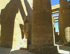 VIDEO & HISTOIRE - Champollion et la grande salle hypostyle de Karnak