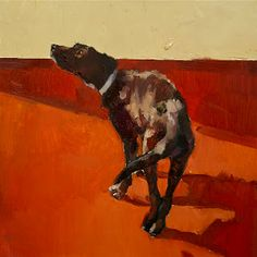 Alec Casanova - Perro Asustado