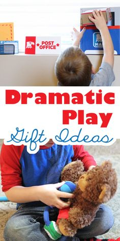 Dramatic Play Gift Ideas