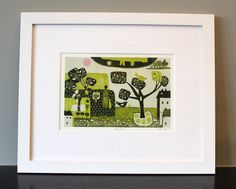 A personal favourite from my Etsy shop https://www.etsy.com/uk/listing/246418198/original-linoprint-linocut-printhome