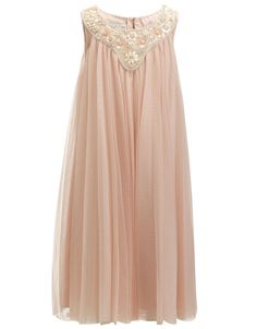 flowergirl St Clemence Dress   Pink   Monsoon
