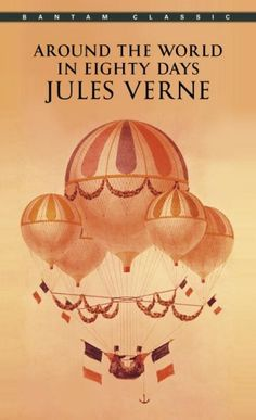 1956: Around the World in 80 Days / Around the World in Eighty Days by Jules Verne