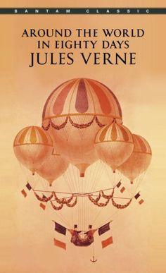 1956: Around the World in 80 Days / Around the World in Eighty Days by Jules Verne