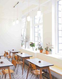 The Broken Arm - Concept Store / Café - Paris 3ème