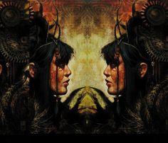 Baba Jaga, Black Shaman – Part 1 | Elder Mountain Artist Residency
