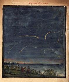 All sizes   001-LLuvia de estrellas-Kometenbuch -1587-Universitätsbibliothek Kassel   Flickr - Photo Sharing!