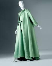 Image result for cristobal balenciaga 1950s fashion