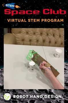 Inspire and engage students in a hands-on STEM program that is delivered virtually for classroom or at-home learning. The spring program is open to any elementary or middle school group. Activities run from February - May 2021 for semester-long STEM learning!