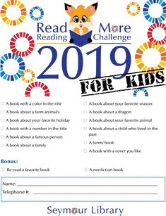 Read More! for Kids Reading Challenge, Favorite Holiday, Read More, Challenges, Books, Kids, Young Children, Libros, Boys