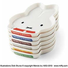Miffy Party Plates