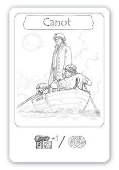 W.I.P Pirates, Illustration, Books, Image, Dinghy, Libros, Book, Illustrations, Book Illustrations