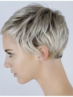Pixie Perfection... So chic!!!