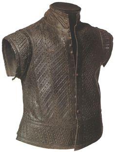 Jerkin, 1555-1565, Museum of London.