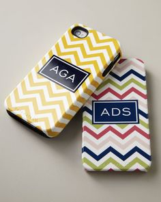 Monogrammed iPhone Case - Need