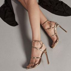 The courtesan sandal by #stuartweitzman#heels#classy from @stylegoals's closet