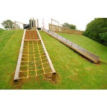 Embankment Net  Ideas for hill at daycare