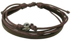 Armband Leder von Colmado Geschenke Shop auf DaWanda.com