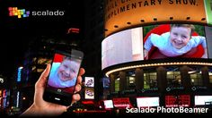 Introducing PhotoBeamer app for iOS from Scalado