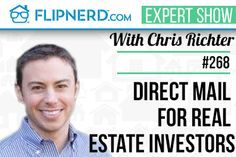 Direct mail is a critical component in lead generation for real estate investors, but most are thinking about it all wrong (and doing it all wrong).  Chris Richter is a data geek that has discovered what matters most with direct mail...and joins us on the FlipNerd Expert Interview show to teach us a few things about response rate, direct mail frequency, letters vs. postcards, and a bunch more.  Check it out!