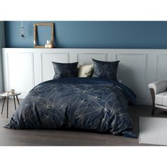 2 X Luxe Percale Non-Fer Uni poly coton femme au foyer taies d/'oreiller-Rouge