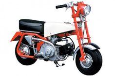 Honda Monkey Z100 | Mini4Temps.fr, le site des passionnés de Mini4Temps Honda et répliques.