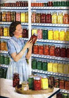 The Iowa Housewife: Basic Canning Tips  (what you need, how to store canning supplies, etc.)
