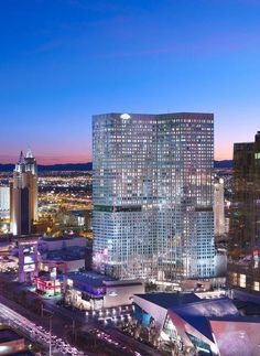 The Mandarin Oriental Hotel at CityCenter Las #Vegas
