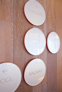 Simplest #Wayfinding so far that Ive seen! Quite cool though! I love it www.valiantdesigners.com