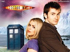 Day 07: Your favorite season: Season 2. My favorite doctor and my favorite companion :)
