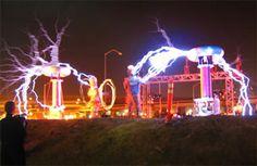 The Crucible - Oakland, CA - Fire Arts Featival