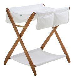 Cariboo Folding Changing Table in Teak Baby Changing Table, Folding Furniture, Folding Chair, Furniture Ideas, Teak, Baby Necessities, Baby Essentials, Nursery Furniture, Tejido