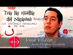 Josué Villalón, miembro de Ayuda la Iglesia Necesitada, nos cuenta su Navidad en Irak, con nuestros hermanos cristianos, perseguidos y despojados de todo por...