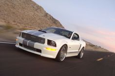 History for sale: 2007 Shelby GT Concept #1 to be offered at Barrett-Jackson Las Vegas http://www.mustangandfords.com/news/1708-history-for-sale-2007-shelby-gt-concept-1-to-be-offered-at-barrett-jackson-las-vegas/