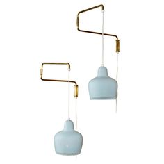 1stdibs - Pair Of Arm Wall Sconces By Alvar Aalto explore items from 1,700  global dealers at 1stdibs.com